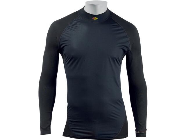Northwave Tech Underwear Front Protection Pitkähihainen Jersey Miehet, black